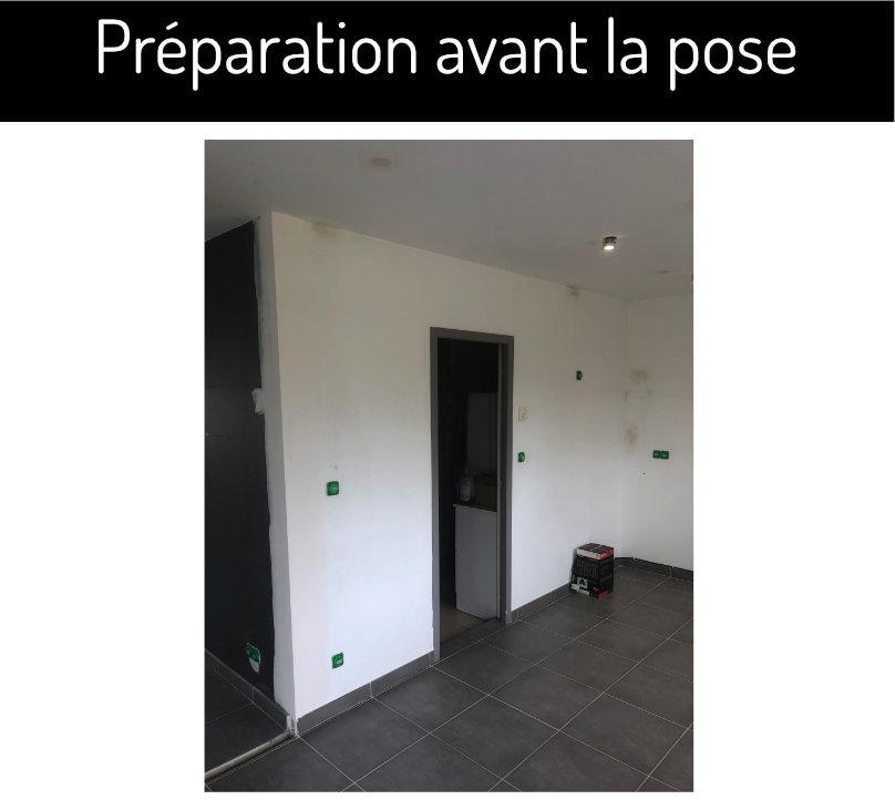 preparation pose cuisine SAS Clement francois electricien angers